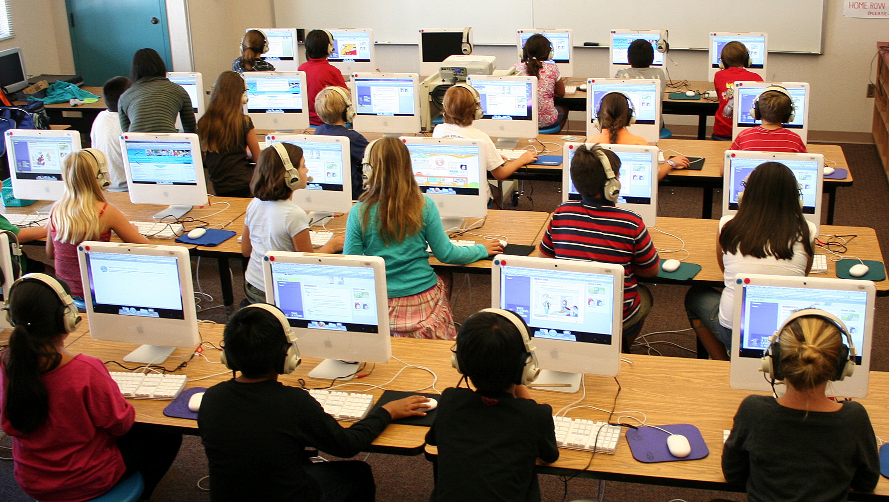 Technology In Elementary Classrooms ~ Creative technology programs for elementary schools