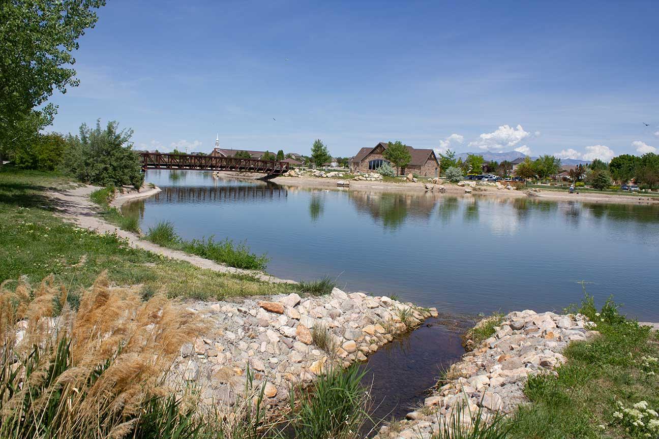 Pond Maintenance Utah