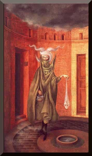 Remedios Varo Three Paintings Jung Currents