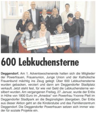 Deggendorfer Wochenblatt 01.02.2017