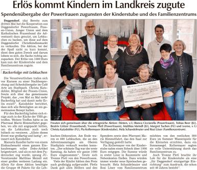 Donau Anzeiger 08.02.2017