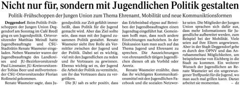 Deggendorfer Zeitung 08.04.2017