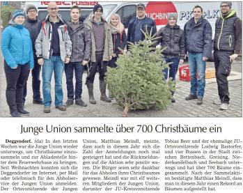 Donau Anzeiger 26.01.2018