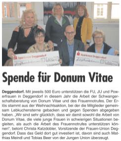 Deggendorfer Wochenblatt 31.01.2018