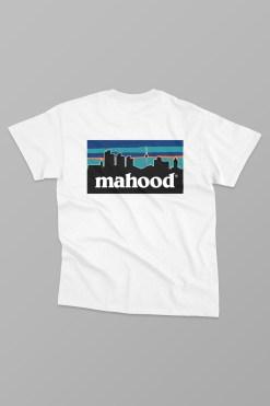 Junge Junge - Mahood T-Shirt Weiß
