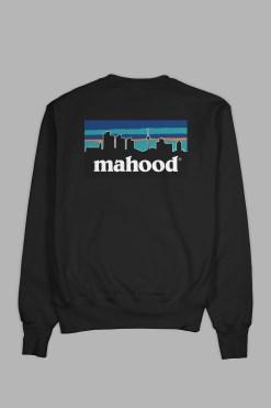 Junge Junge - Mahood - Sweater - schwarz