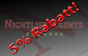 RabattAktion  Junggesellenabschied Hamburg  NIGHTLIFE