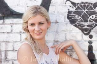 Peoplefotografie mit Model Julia Weller - Bild 2