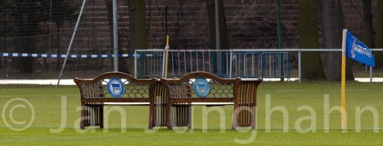 Trainerbank - Sportfotografie