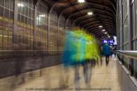 Bewegungsunschärfe - S-Bahn Berlin