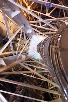 Dieses Stahlfachwerk stützt die Freiheitsstatue. Es wurde von Gustav Eiffel erdacht. http://junghahn24.com/frueh-aufstehen-fuer-eine-alte-dame-freiheitsstatue/