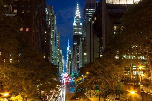Die 42nd Street ist die Bühne für Manhattan Hange. Leider ist dieses Schauspiel im Juni.