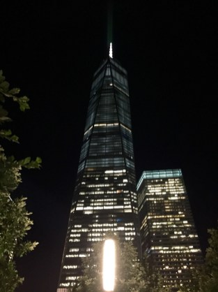 One World Trade Center - Finale in New York