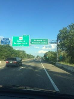 Road Trip nach Massachusetts