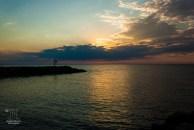 Der Tag am Meer in Bildern