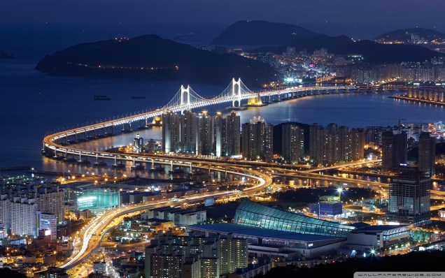 Busan 2 Bridge View