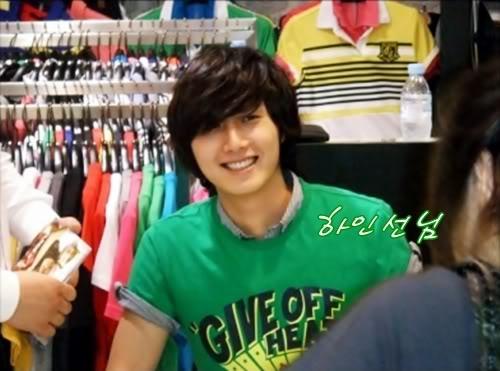 Jung Il-woo8 CLRide Signing