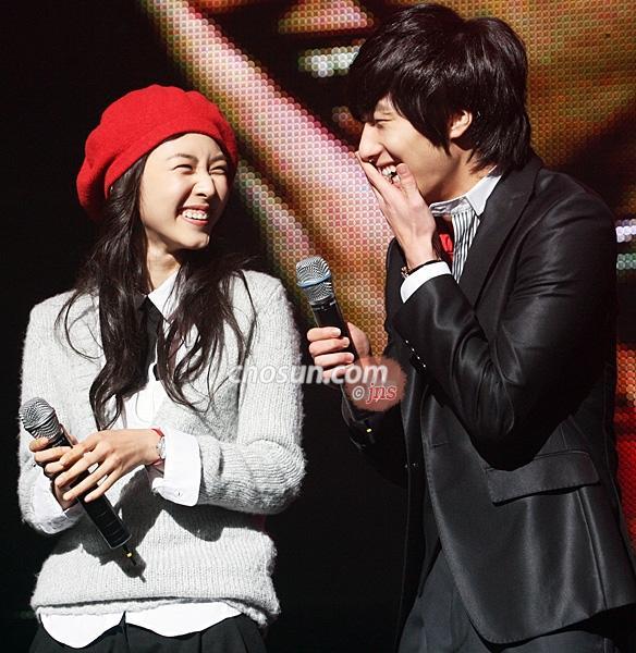 2007 11 16 My Love Showcase with Lee Yeon 4