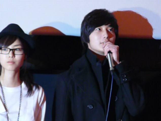 2007 12 My Love Media Event H 2