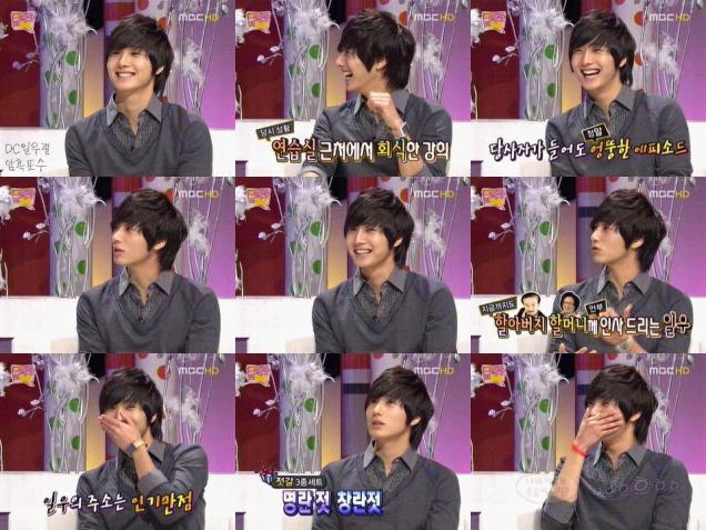 2007 12 Yoo Jae-suk & Kim Won-hee's Come to Play 24