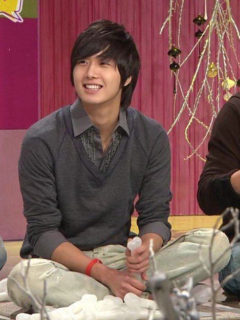2007 12 Yoo Jae-suk & Kim Won-hee's Come to Play 5