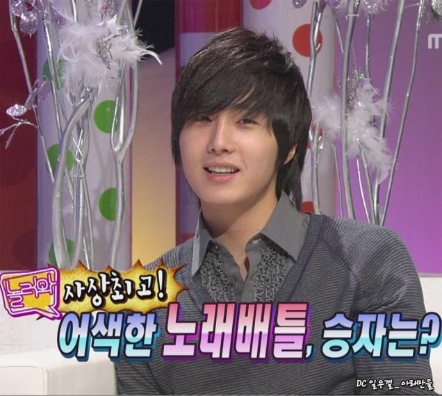 2007 12 Yoo Jae-suk & Kim Won-hee's Come to Play 8