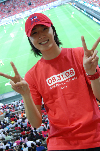 2008 6 30 JIW Soccer Game 1