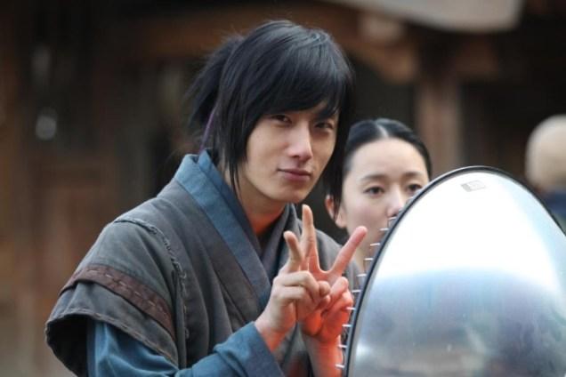2008 Filming Iljimae JIW 5
