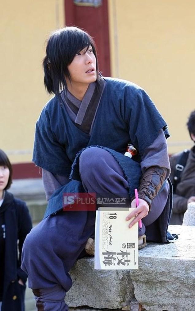 2008 Filming Iljimae JIW 6