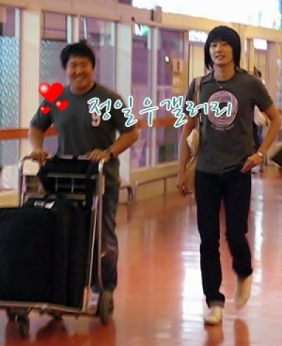 2008 JIW Going on Location for Iljimae Taiwan 9