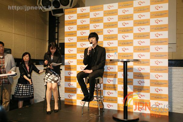 2009 6 JIW Japan Press Conference 8