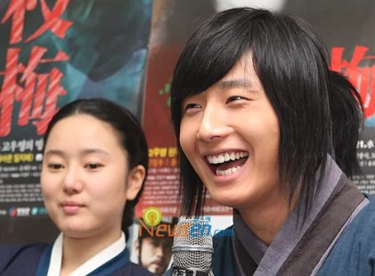 2009 Return Iljimae Cast & BTS 11
