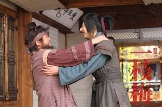 2009 Return Iljimae Cast & BTS 33