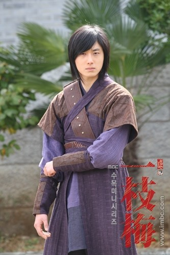 2009 Return Iljimae Cast & BTS 74