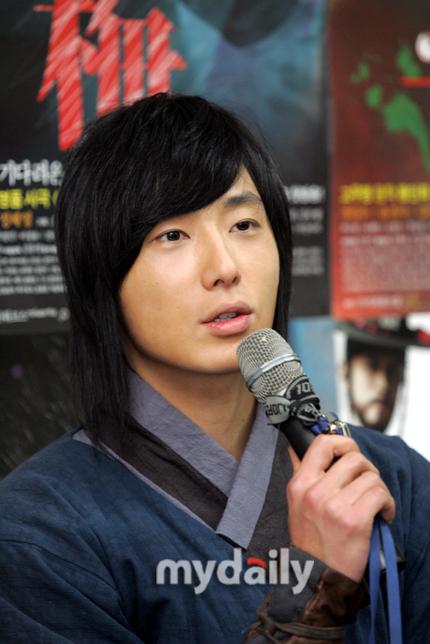 2009 Return Iljimae Cast & BTS 9