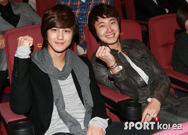 2009 10 13 JIW:KIM BUM VIP GOod Morning President 7