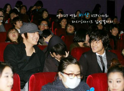 2009 11-27 JIV VIP Flying KIM BUM 9
