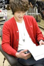 2011 5 JIW 49 Days BTS Red Cardi 7