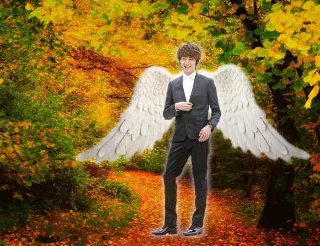Jung II-woo Angel 5 Autumn