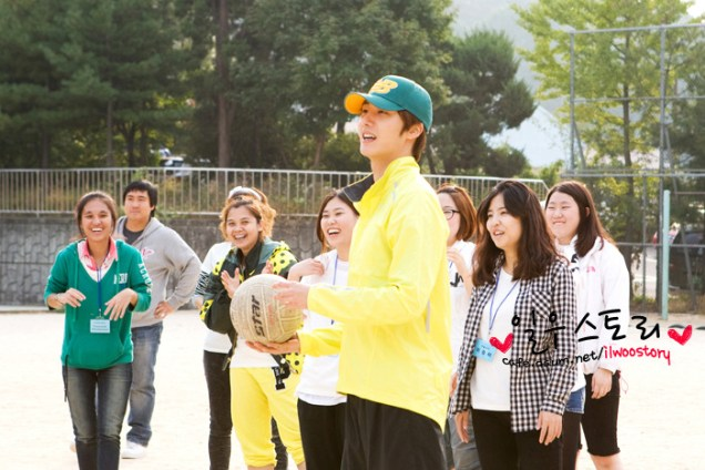 2011 10 09 Jung II-woo Athletic Fan Meeting Daum00002