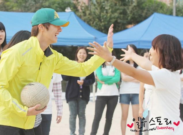 2011 10 09 Jung II-woo Athletic Fan Meeting Daum00010