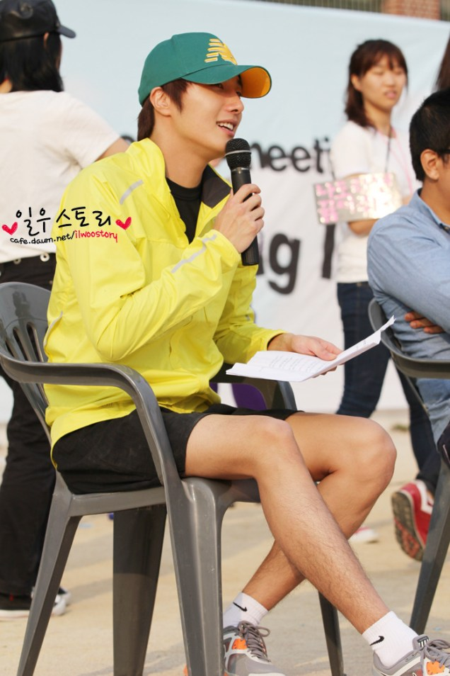 2011 10 09 Jung II-woo Athletic Fan Meeting Daum00014