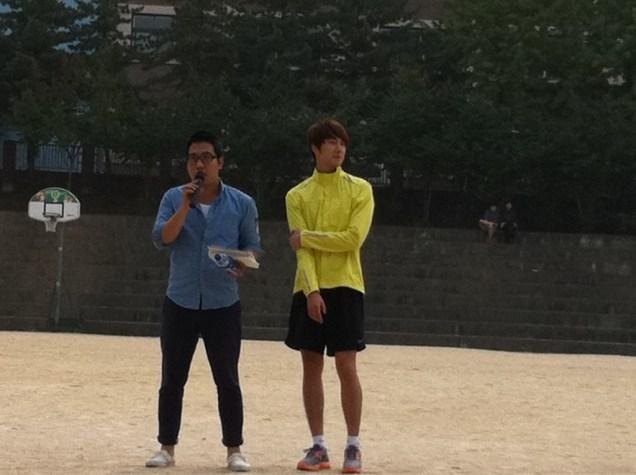 2011 10 09 Jung II-woo Athletic Fan Meeting Unknown Credit00008