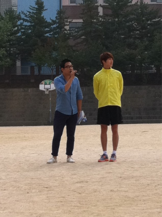 2011 10 09 Jung II-woo Athletic Fan Meeting Unknown Credit00009