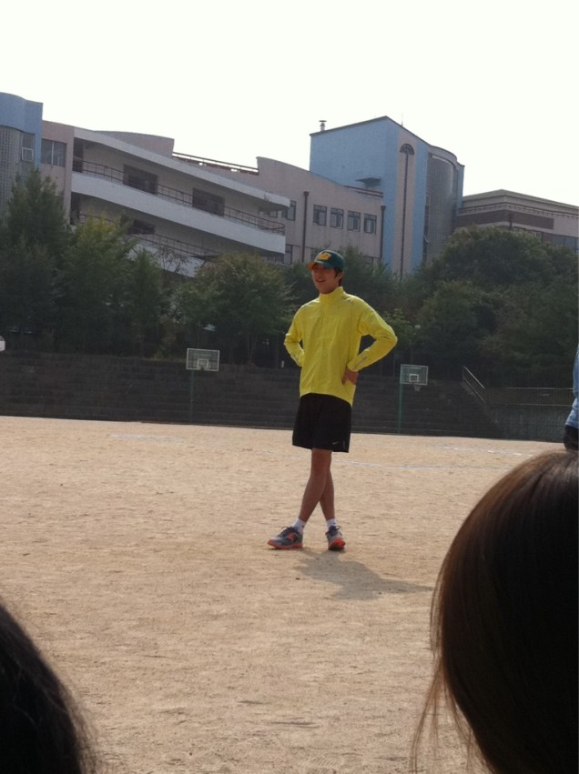 2011 10 09 Jung II-woo Athletic Fan Meeting Unknown Credit00011