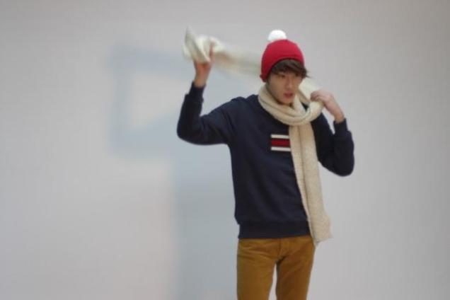 2011 10 BTS Jung II-woo for Googims. Part 100009