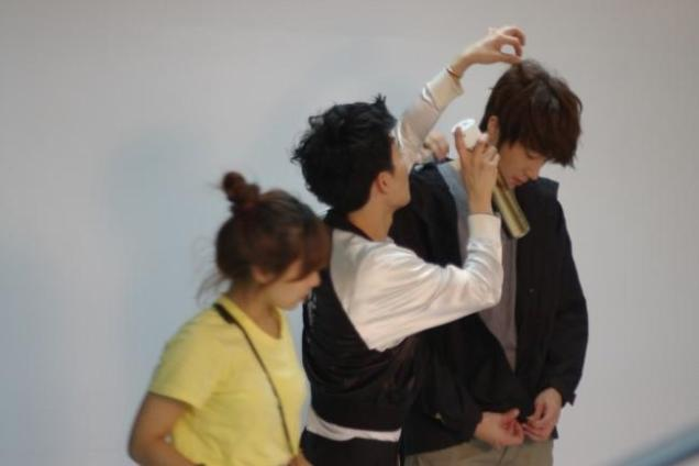 2011 10 BTS Jung II-woo for Googims. Part 100029