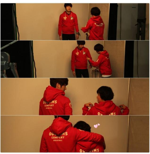 2011 10 BTS Jung II-woo for Googims. Part 100041