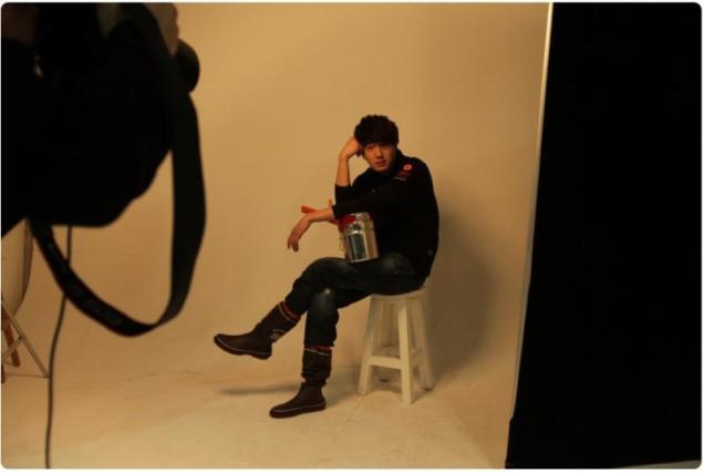 2011 10 BTS Jung II-woo for Googims. Part 100045
