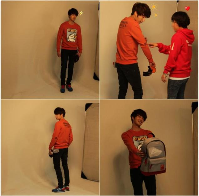 2011 10 BTS Jung II-woo for Googims. Part 100049